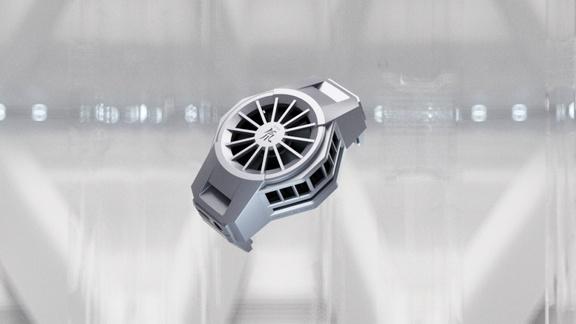 especificações do ventilador de refrigeração 5s red magic