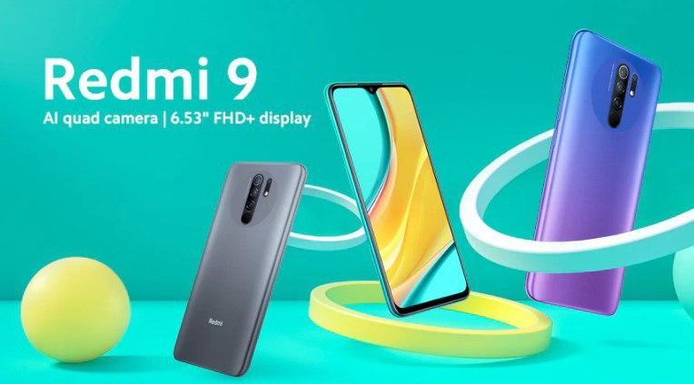 Redmi 9 4/64 GB NFC Global – Gearbest
