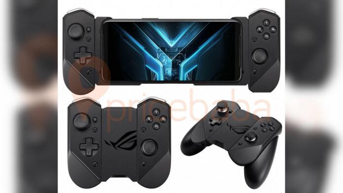 rog phone 3 accessori gaming controller kunai