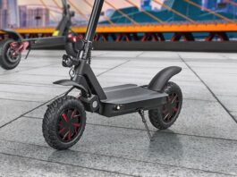 scooter elettrico offerta banggood