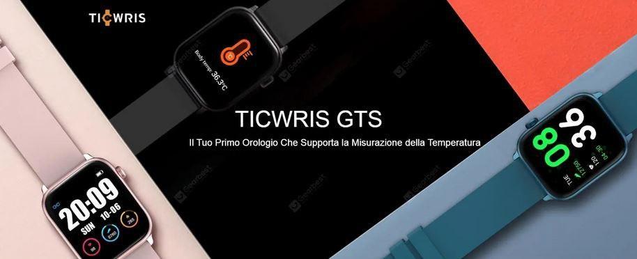 TICWRIS GTS – GearBest
