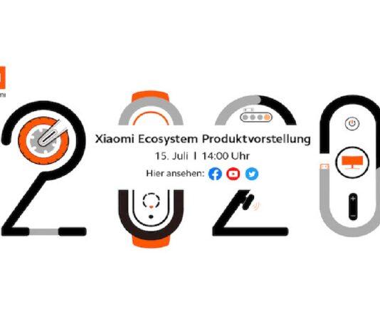 Wydarzenie Xiaomi 15 lipca