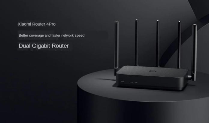 xiaomi mi routeur 4 pro