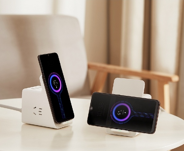 Xiaomi Multi-socket Smart USB Wireless Charging 2