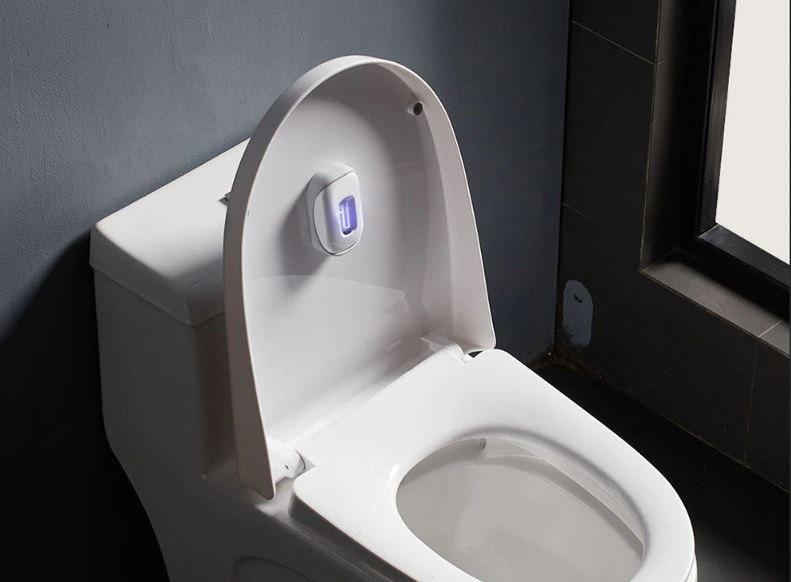 XIAOMI Xiaoda مصباح التعقيم بالأشعة فوق البنفسجية لمرحاض - GearBest