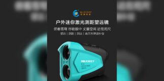 xiaomi youpin telemetro laser mileseey golf range finder