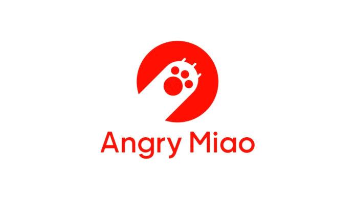 miao enojado