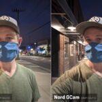 câmera do google oneplus norte