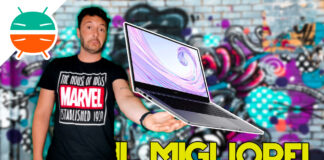 Recensione Huawei MateBook 14 2020 prezzo prestazioni