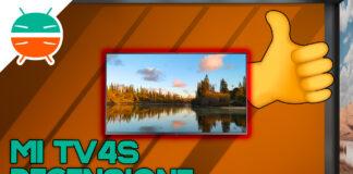 Recensione Xiaomi Mi TV 4S 43 ita android tv economico veloce qualità prestazioni italia