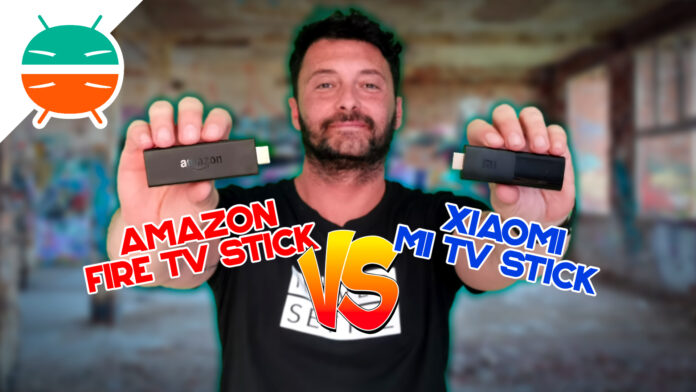 Xiaomi Mi TV Stick vs. Amazon Fire TV Stick: quale acquistare?