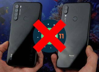 redmi note 7 redmi note 8 android 11