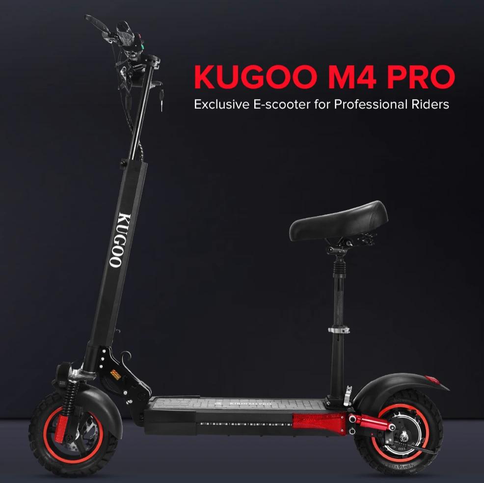 Kugoo Kirin M4 Pro – Geekbuying
