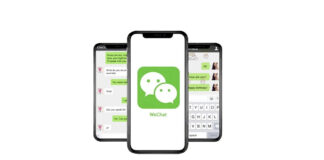 wechat apple iphone
