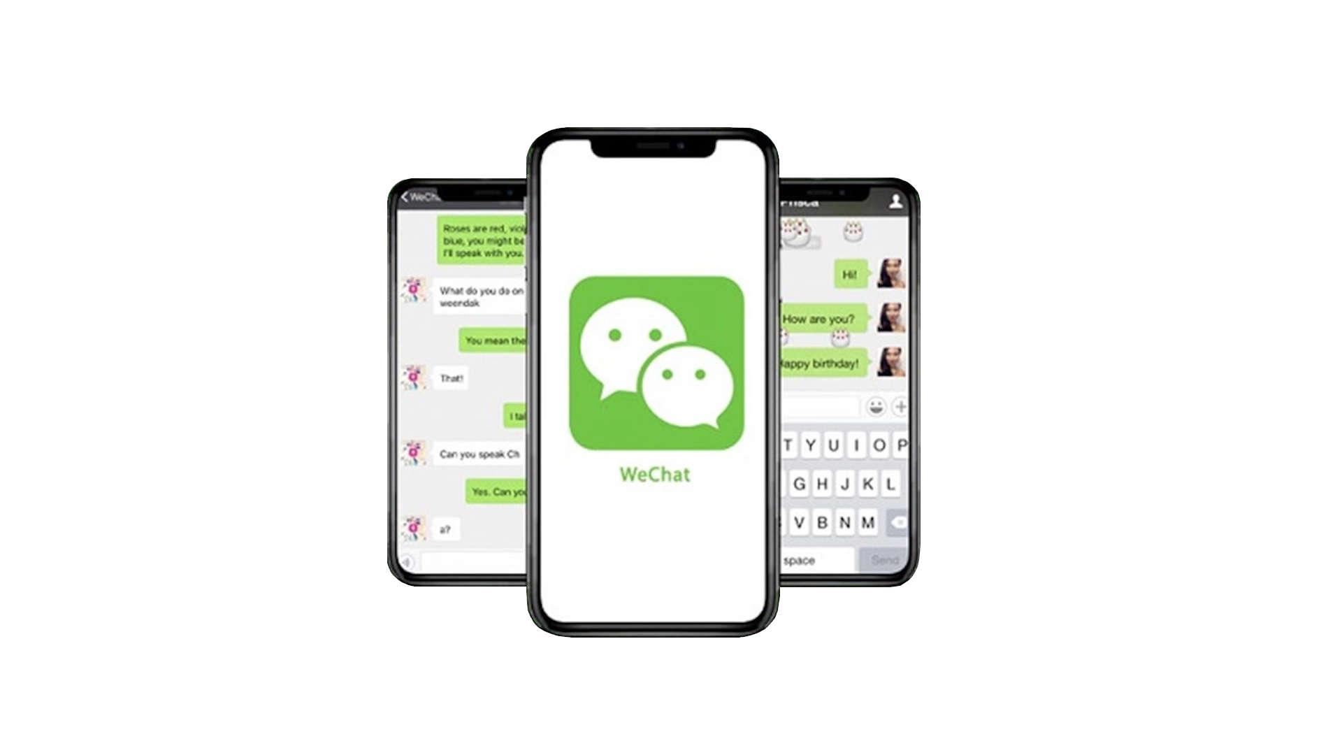 wechat apple iphone
