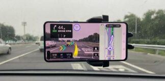 alibaba assistente ar auto guida realtà aumentata