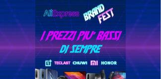 aliexpress brand week