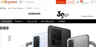 aliexpress samsung italia store 39it