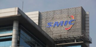 china smic huawei chipset industry tax exemption