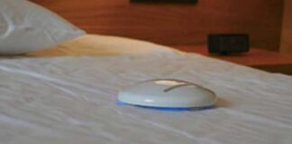 Kod rabatowy cleansebot oferuje sterylizator robota 2