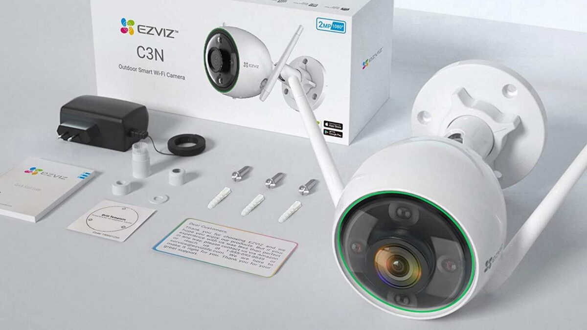 ezviz c3n codice sconto coupon amazon