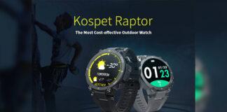 Código de descuento Kospet Raptor