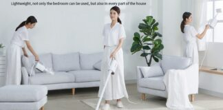 discount code xiaomi deerma dem zq610 offers steam cleaner