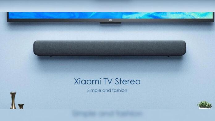 Xiaomi Mi TV Stereo - Banggood