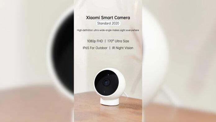 Xiaomi Mijia Smart Camera 2020
