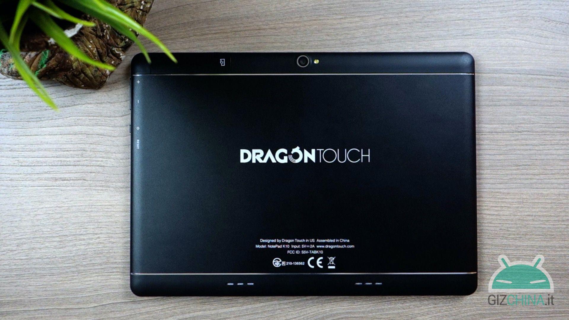 dragon touch k10