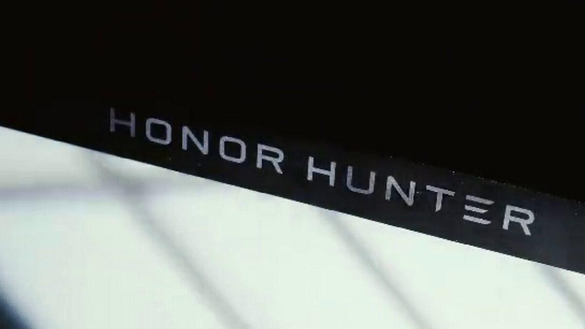 caçador de honra