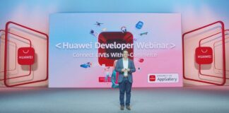 huawei e-commerce live streaming technology