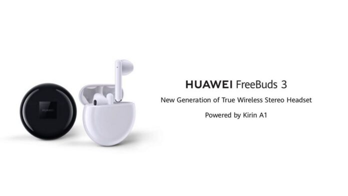 huawei freebuds 3 aggiornamento agosto 1.9.0.566