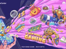 huawei gamecenter hms appgallery игровая платформа