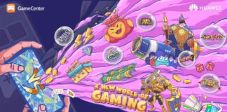 plateforme de jeu huawei gamecenter hms appgallery