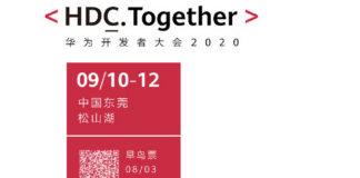 présentation de la date du huawei harmonos 2.0 hdc 2020 3