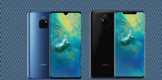 Huawei mate 20 pro actualización de agosto de 2020