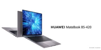 huawei matebook b b4-420 b3-510/410 notebook business prezzo