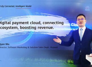 sistema de nuvem de pagamentos digitais huawei