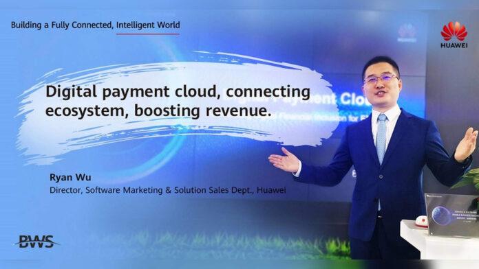 Huawei Cloud-System für digitale Zahlungen