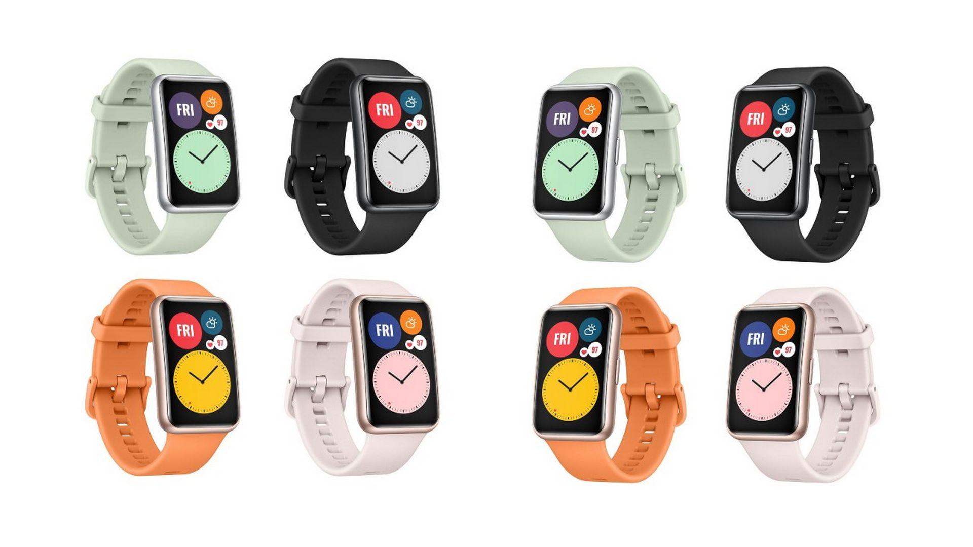 Huawei Watch Fit | Especificações | Preço | Sair - GizChina.it