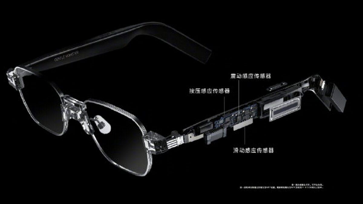 huawei x gentle monster eyewear 2 occhiali smart