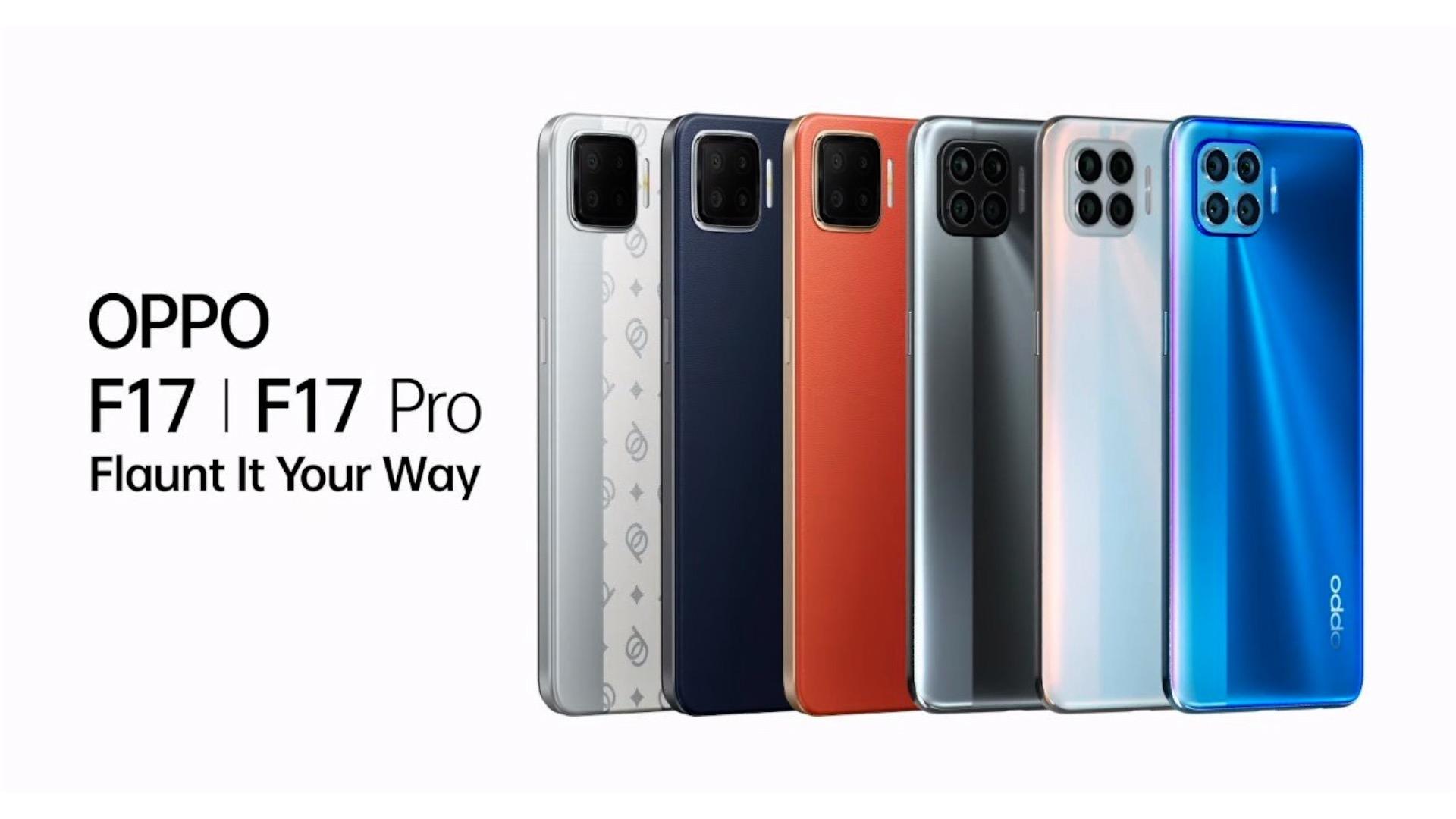 OPPO anuncia F17 e F17 Pro, o smartphone mais fino do mundo - GizChina.it
