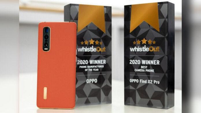 oppo find x2 pro camera mejor teléfono con cámara 2020 whistleout