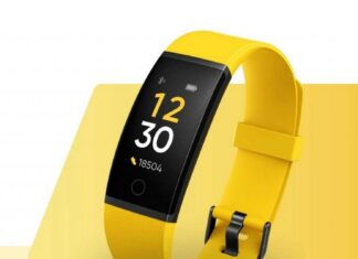 realme band update 10.0 watch face 2