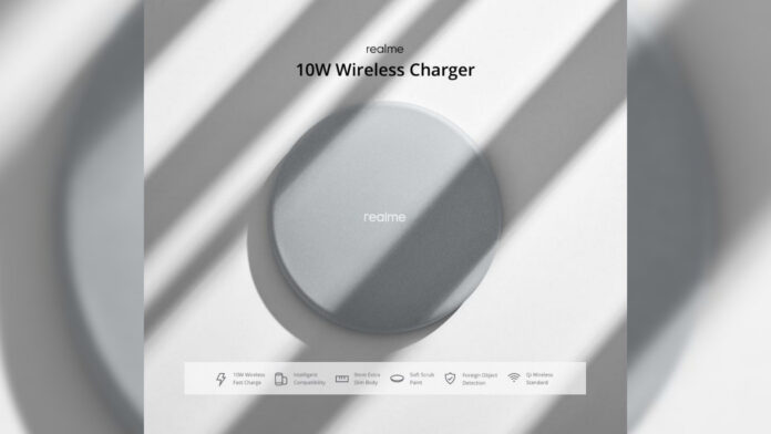 Realme Wireless Charger 10W wireless charger 10w