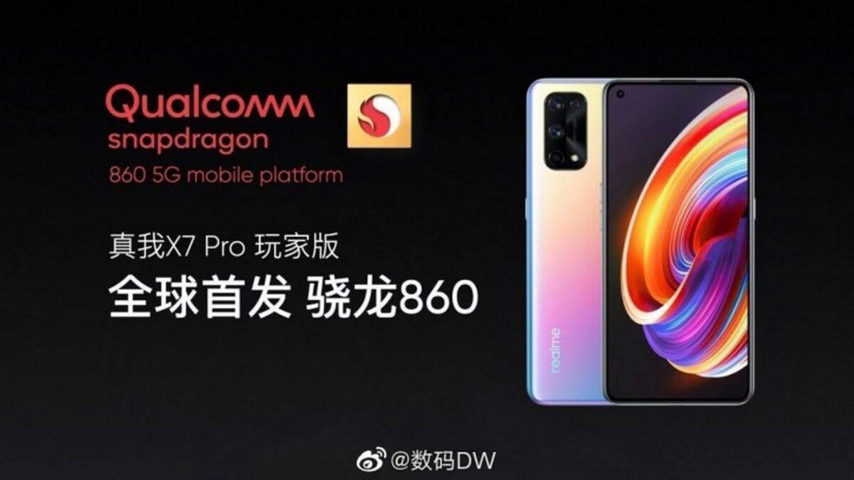 Realme X7 Pro Player Edition