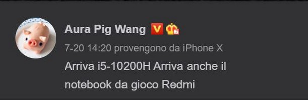 redmi redmibook notebook gaming intel