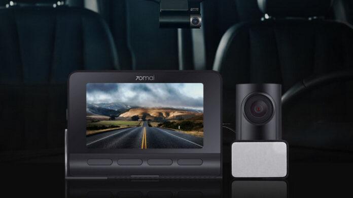 70mai A800 Dual-Vision 4K xiaomi