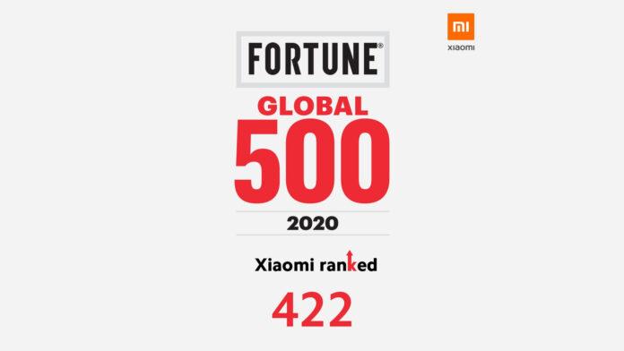 fortuna xiaomi global 500 2020